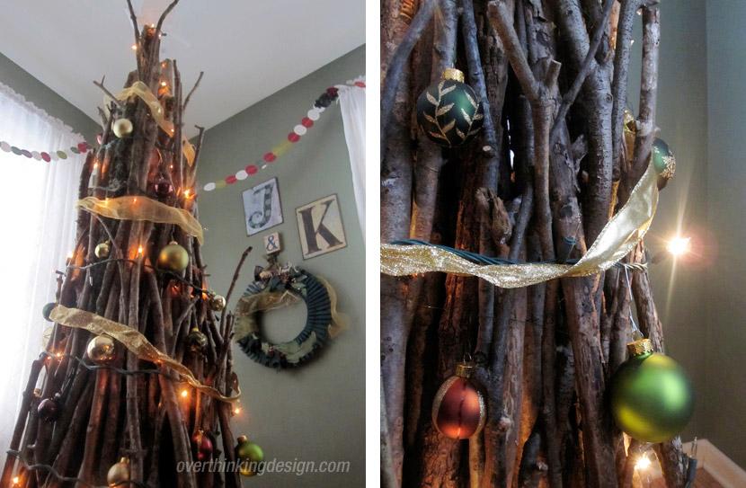 Sheaf tree detail