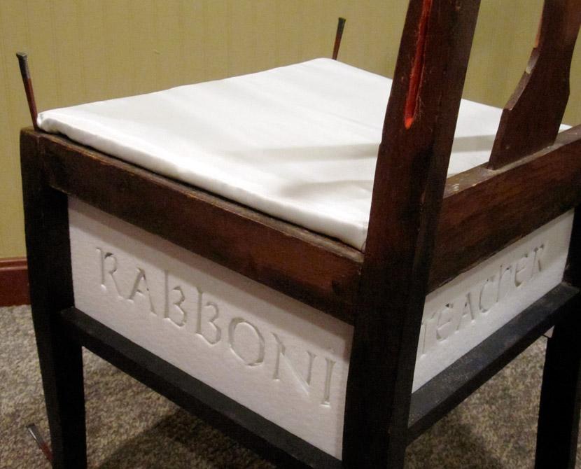 Rabboni/Teacher