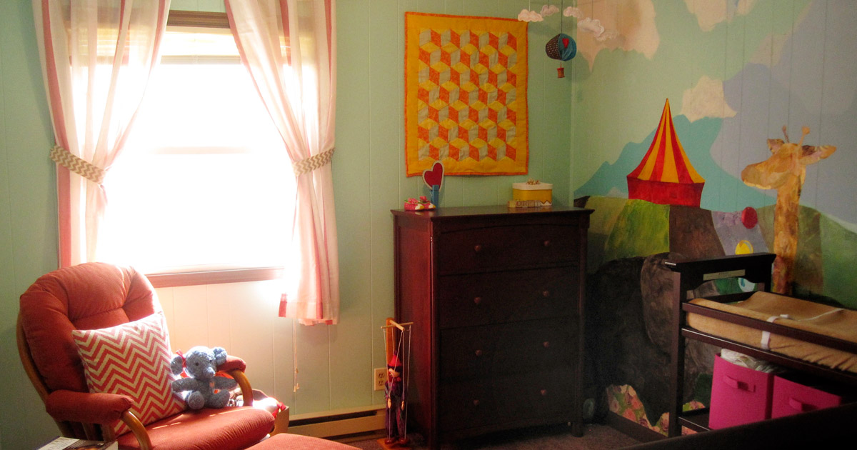 Ideas For Circus Themed Baby Room Decor Overthinking Design