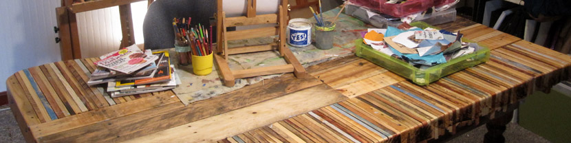 Pallet furniture projects inspired by my pallet desk