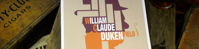 Joculare poster design of juggler W.C. Fields