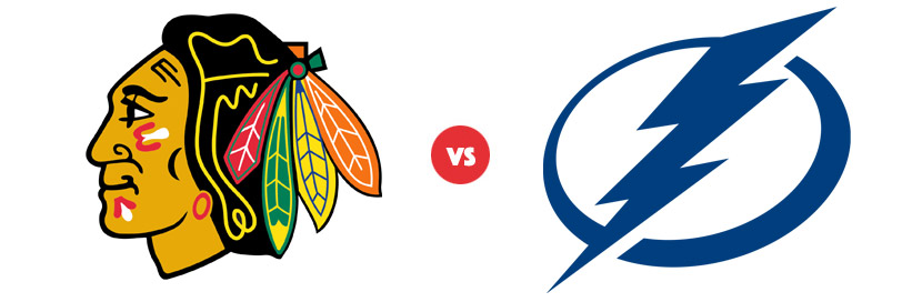 Chicago Blackhawks vs Tampa Bay Lightning