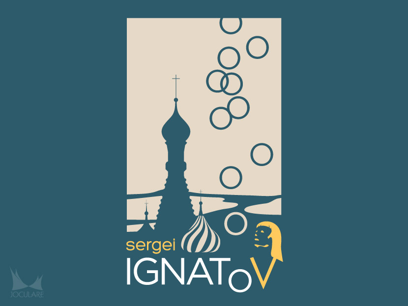 Sergei Ignatov design by Joculare