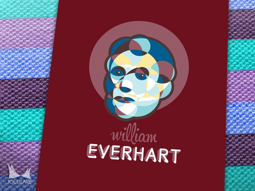 William Everhart design by Joculare