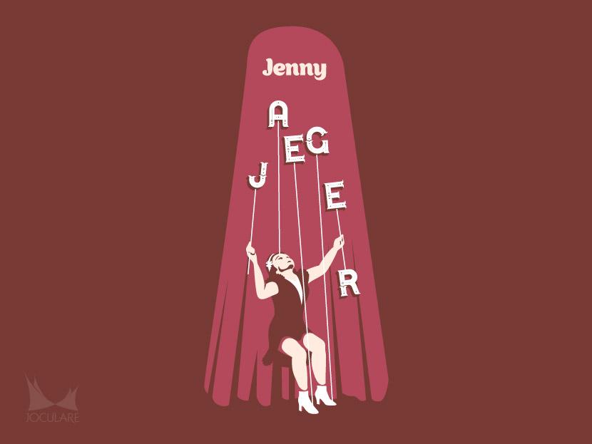 Jenny Jaeger design by Joculare